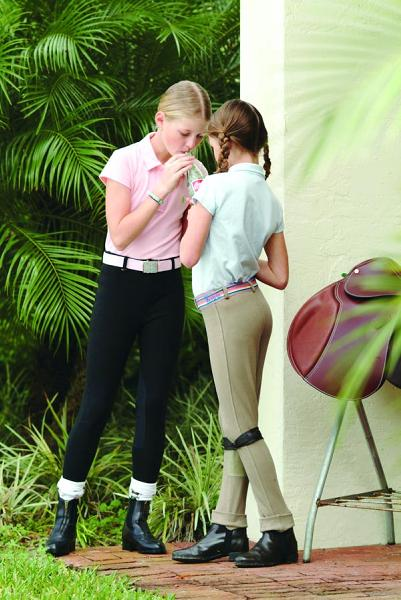 Equi-star Childs Classic Knee Patch Breech
