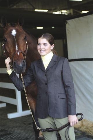 Ovation Ladies Wool Competition Coat