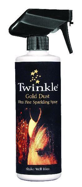 Twinkle Gold Dust Spray