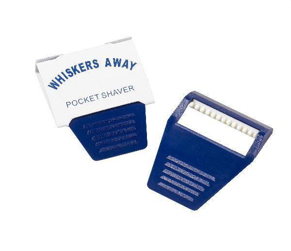 Whiskers Away Pocket Shaver PK10