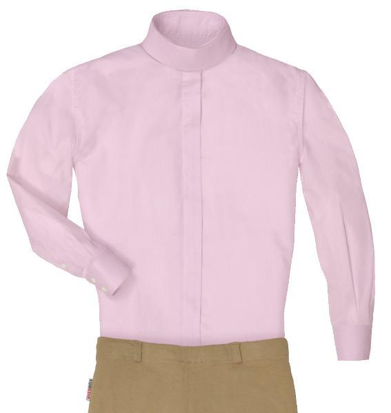 Equi-star EZE Care Child Long sleeve Cotton show shirt