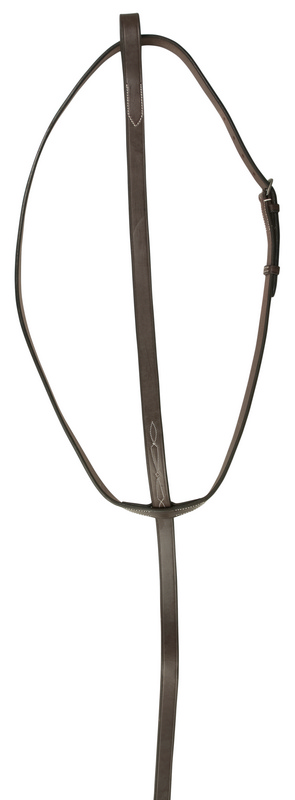 Da Vinci Fancy Raised Standing Martingale