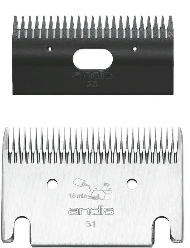 Andis Clipper Blade 31-23 Set