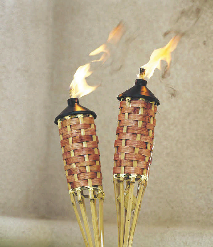 Standard Bamboo Torch