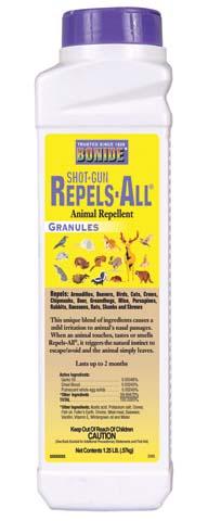 Repels-All Granules