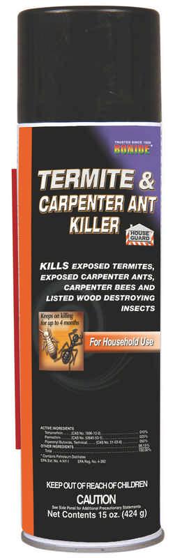 Termite & Carpenter Ant Contrl