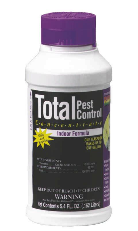 Total Pest Control Indoor Conc