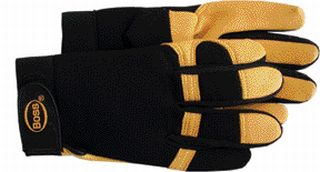 Deerskin Spandex Glove