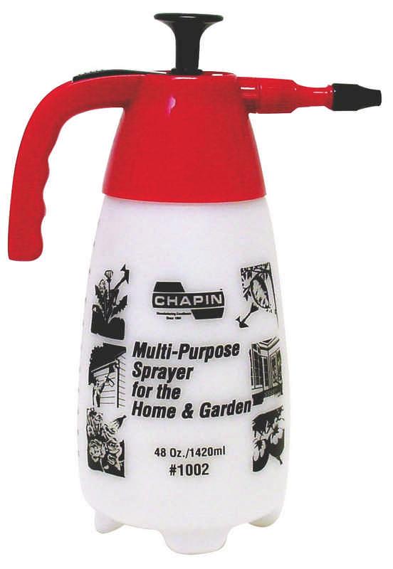 Multi Use Compression Sprayer