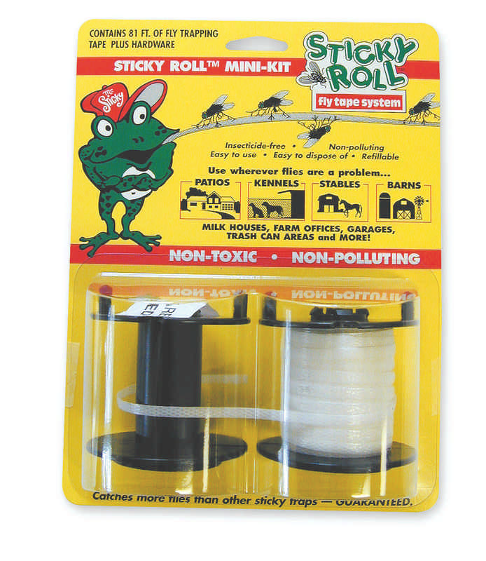 Sticky Roll Fly Tape Minikit