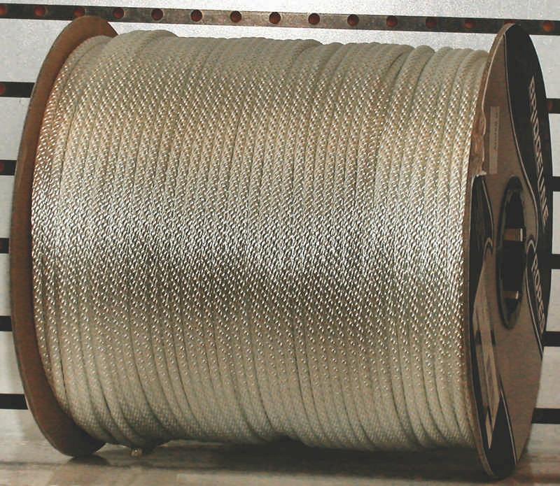 Nylon Cord Solid Braid