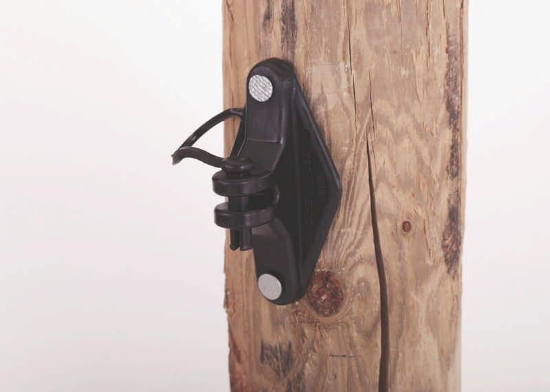 Wood Post Pinlock Insulator