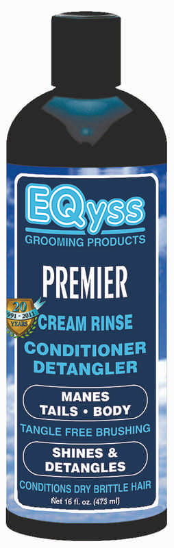 EQYSS Premier Cream Rinse Conditioner