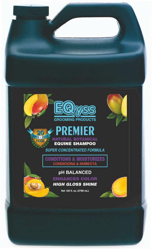 EQYSS Premier Natural Botanical Shampoo