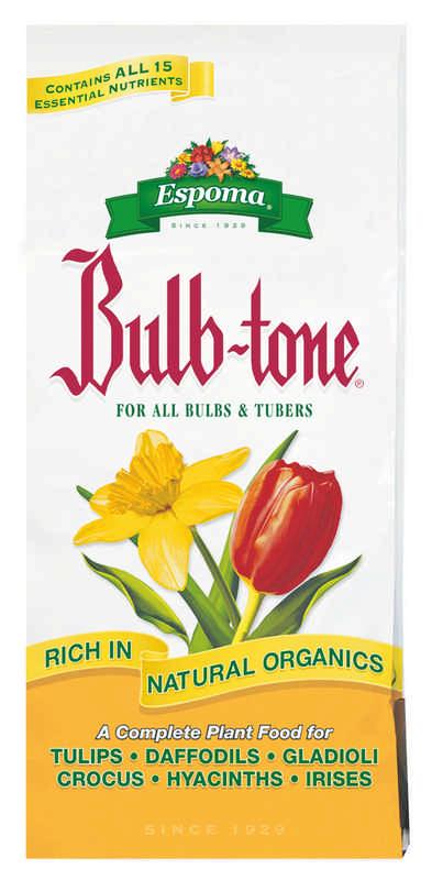 Bulb-Tone 3-5-3 Plant Food