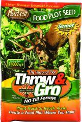 Throw & Gro No Till Forage