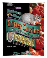 B.L.B. Critter Cuisine Food for Squirrels