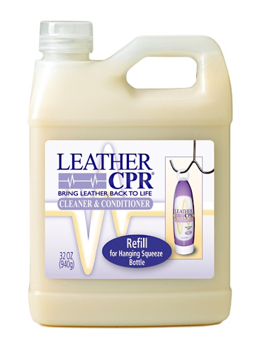 Leather CPR - Refill for Hanging Squeeze Bottle