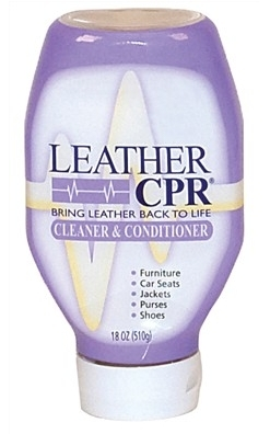 Leather CPR Cleaner/Conditioner