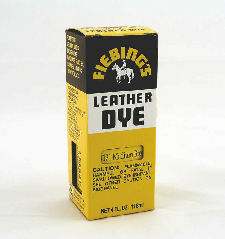 Fiebings Leather Dye