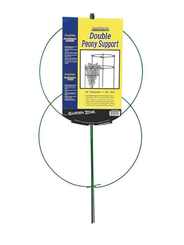 Double Peony Plant Support