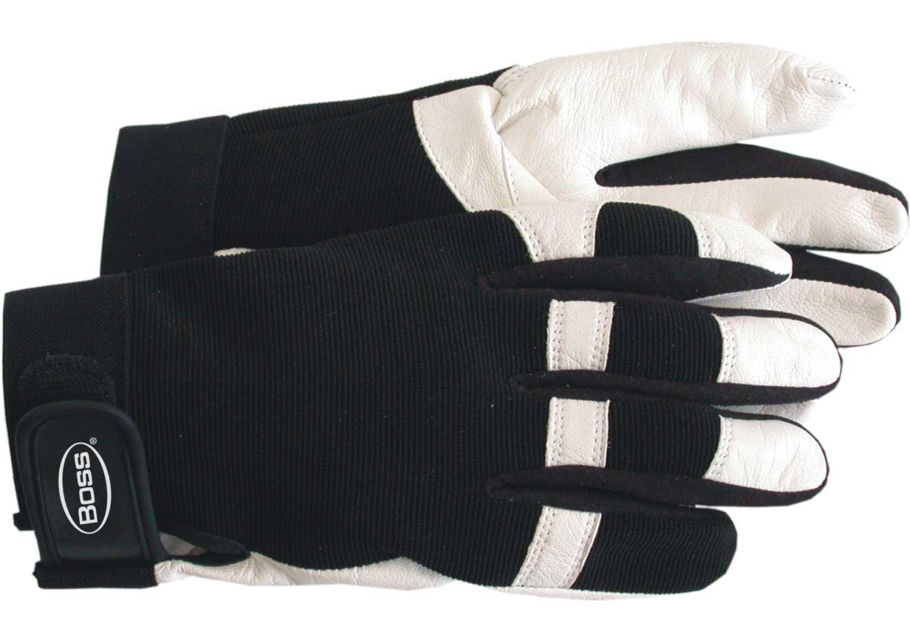 Goatskin With Spandex Glove