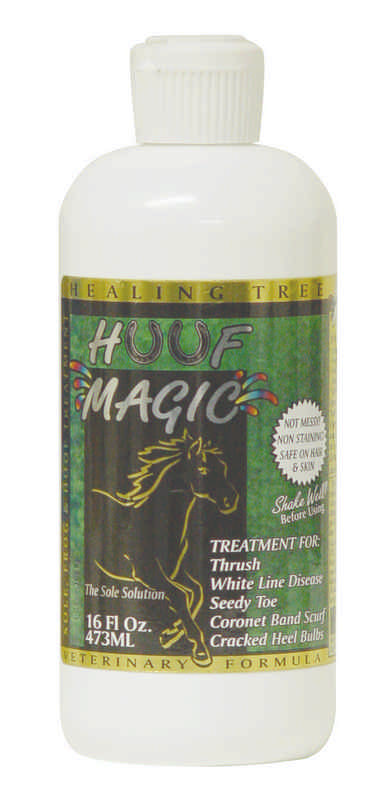 Huuf Magic Thrush Antiseptic for horses