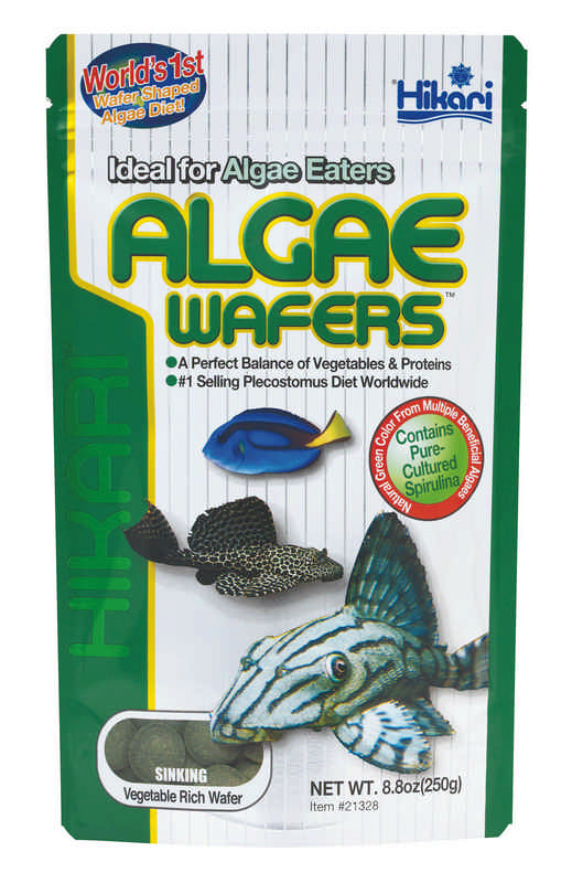 Tropical Algae Wafers