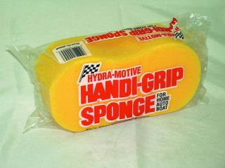 Hydra Handi Grip horse Sponge