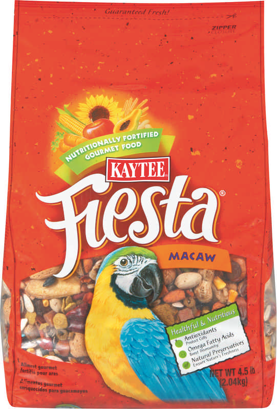 Fiesta Food Macaw