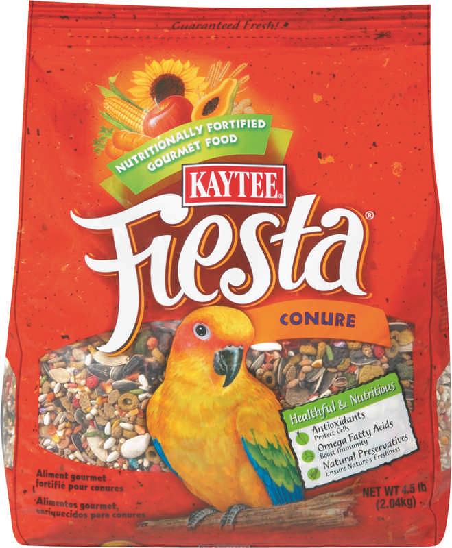 Conure Fiesta Food