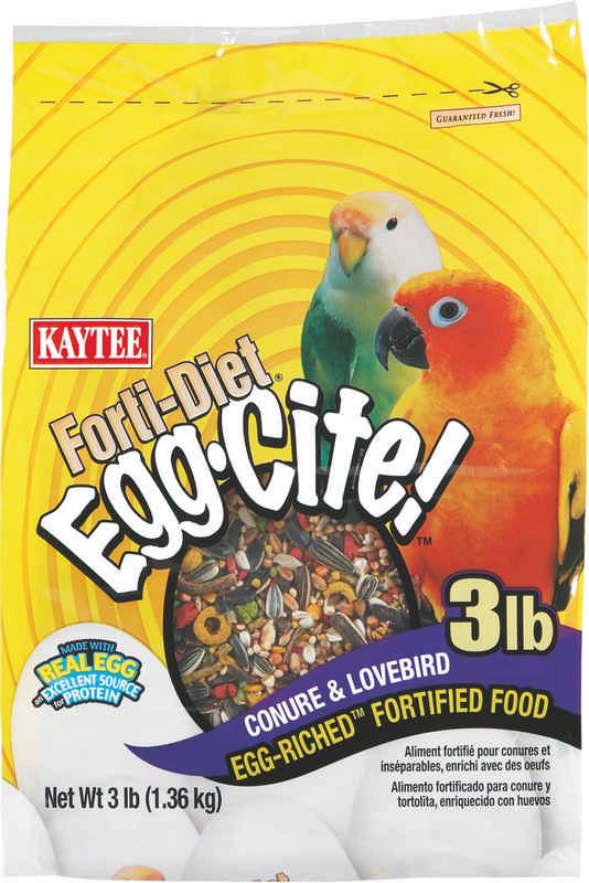 Conure Fortidiet Eggcite