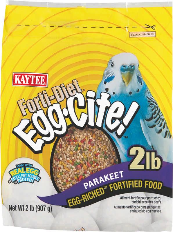Parakeet Fortidiet Eggcite