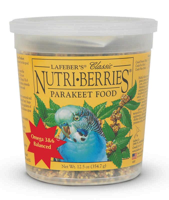 Parakeet Nutri-Berries