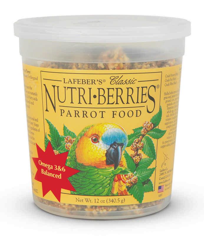 Parrot Nutri-Berries