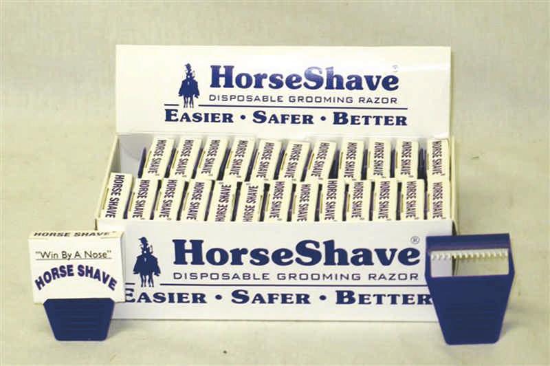 Horseshave Razor