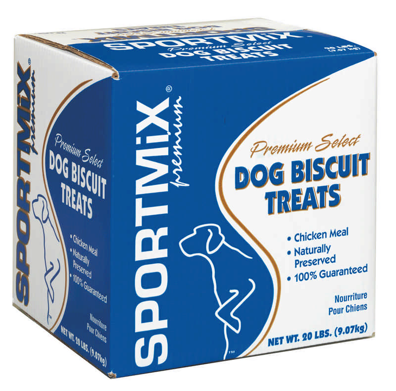 Sportmix Golden Puppy Biscuit