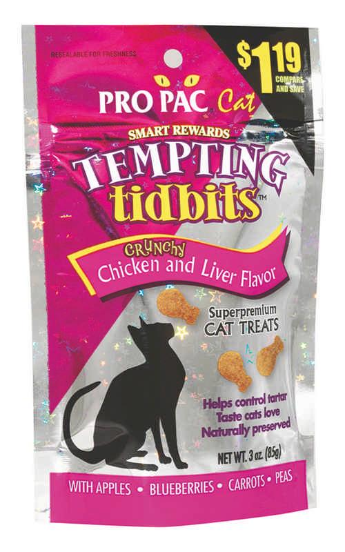 Tempting Tidbits