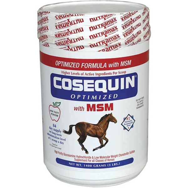 Cosequin Optimzed for horses With MSM