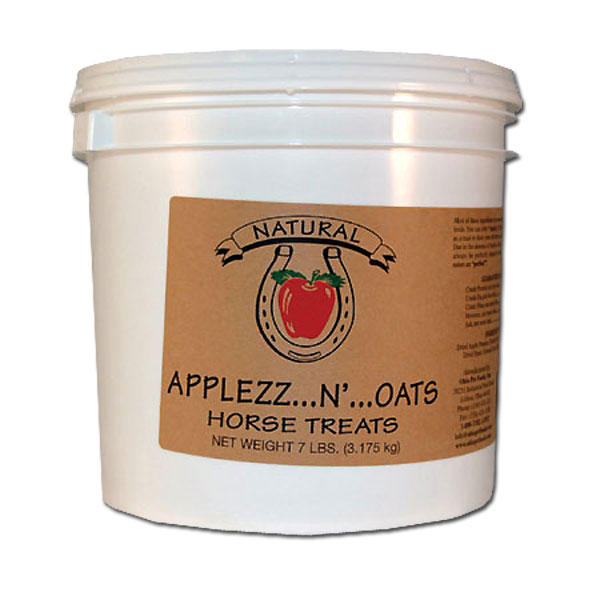 Applezz N-Oat Treat
