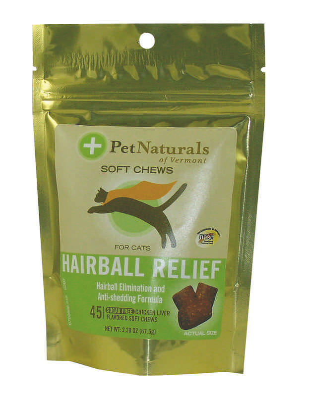 Hairball Relief Soft Chews