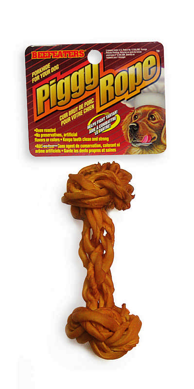 Piggy Rope Bone