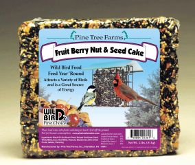 Pine Tree Farms Fruit Berry Nut & Seed Cake