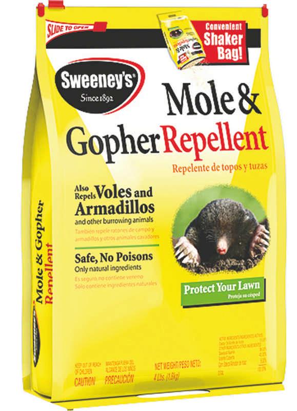 Sweeney Mole & Gopher Granuals
