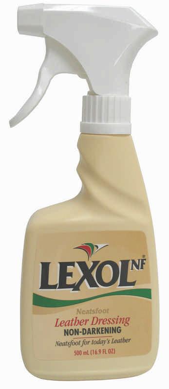 Lexol NF Neatsfoot Leather Dressing Spray