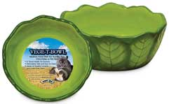 Small Animal Bowl Vege-T Cabbage