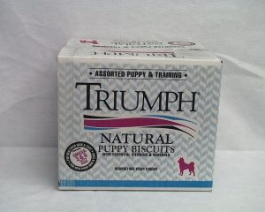 Assorted Puppy & Training Natural Biscuits