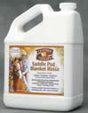 Saddle Pad & Blanket Rinse