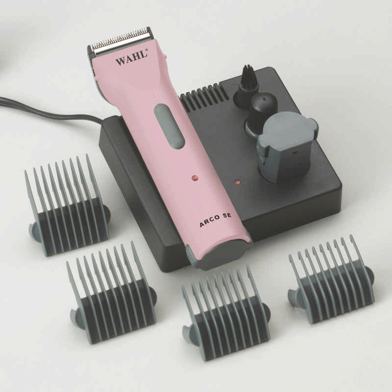 Wahl Arco Se Pink Cordless Cli
