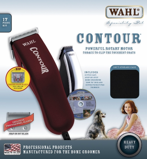 Wahl Contour Clipper With Case
